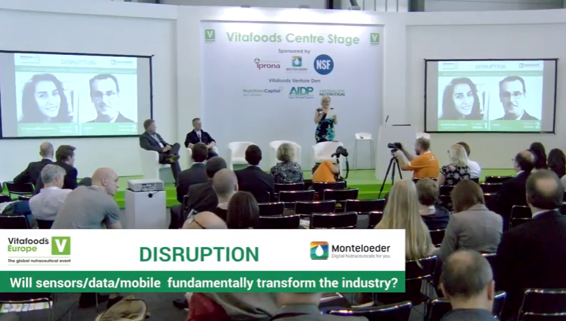 Disruption: will data fundamentally transform the industry?