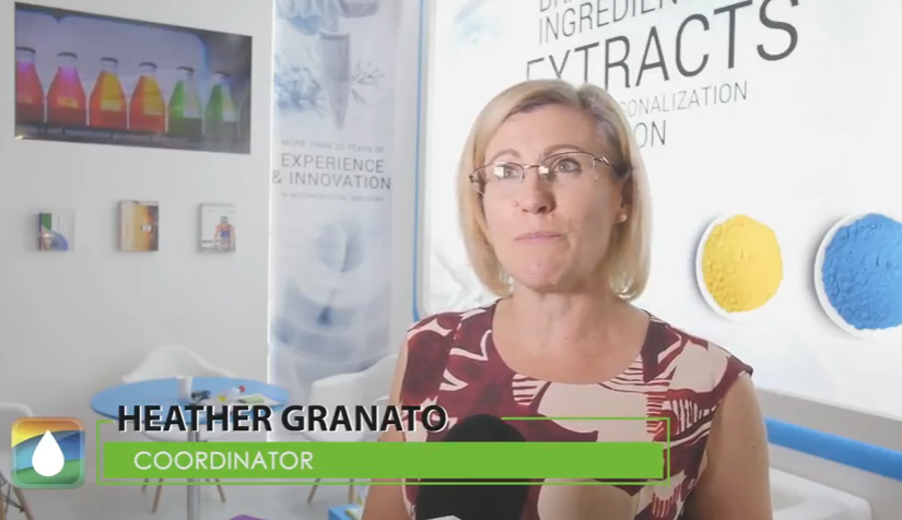 Heather Granato expressed her satisfaction with the organization of Monteloeder's interactive debate