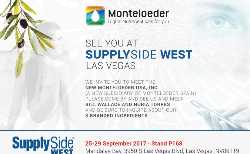 Monteloeder at SupplySide West