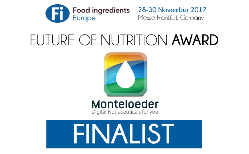 Food Ingredients Europe: Future of Nutrition Award