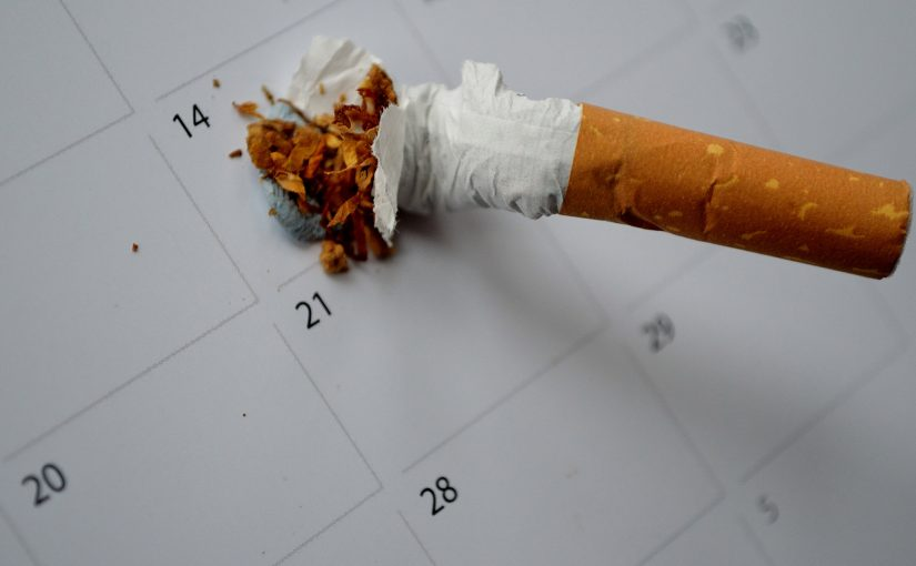 One more reason to give up smoking- Your skin health and beauty